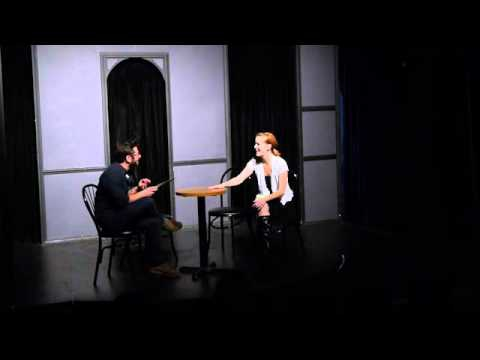 Awkward Dinner performed on the iOWest Mainstage with Daniel MK Cohen