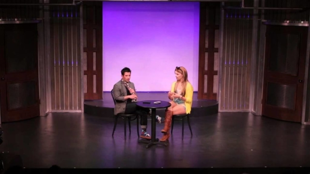 Profound Moments performed at The Groundlings Theater with Daniel MK Cohen